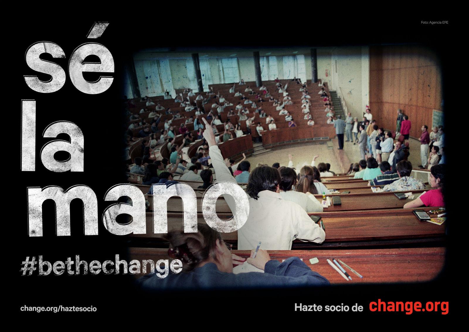 Change.org mano gráfica 2